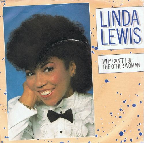 "LINDA LEWIS Why Can't I Be The Other Woman 7"" Single Vinyl Record 45rpm KRL 1982"